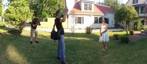 Nia behind the scenes 2